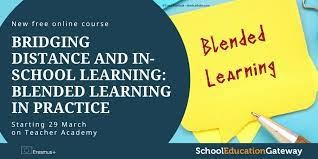 """Bridging Distance and In-School Learning"""" – Δωρεάν Διαδικτυακό Σεμινάριο"""